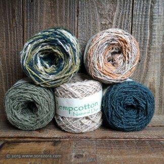 Hemp Cotton Yarn