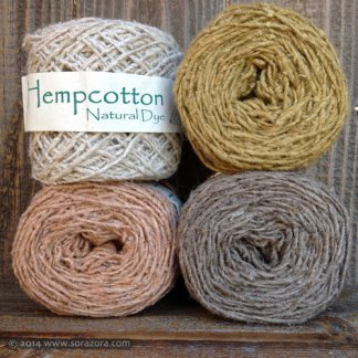 Hemp Cotton Yarn