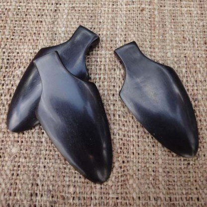 Horn Arrowhead Pendants