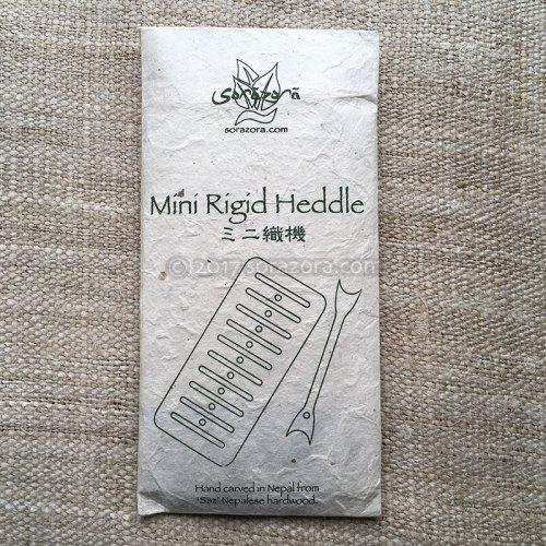 Mini Rigid Heddle