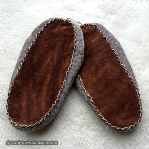 Toasty Slippers