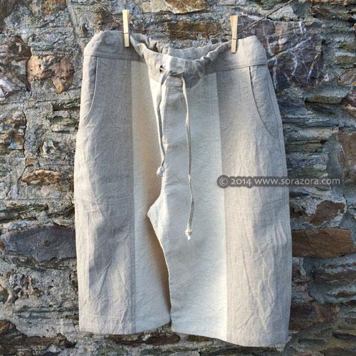 Hempy Summer Half Pants