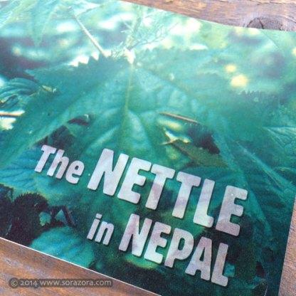 The Nettle in Nepal