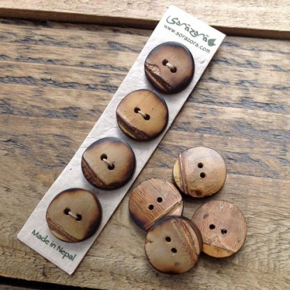 Bamboo Buttons