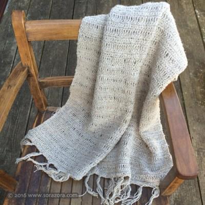 Crochet Simple Shawl