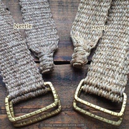 Plain Woven Belt