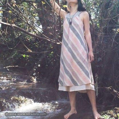 Yuru River Long Dress