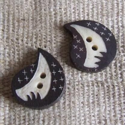 Moonlight Buttons