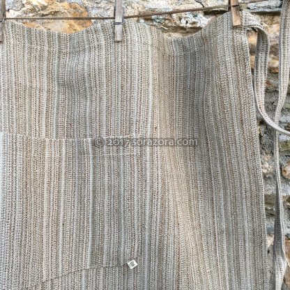 Linen Half Apron