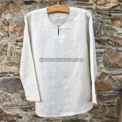Linen Cotton Kurta