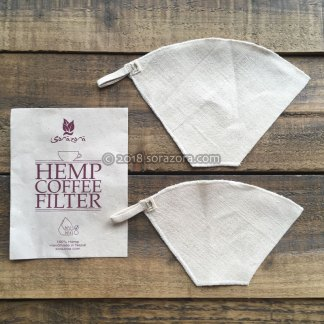 Hemp Coffee Filter