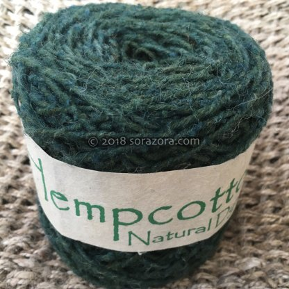 Hemp Cotton Yarn 2018