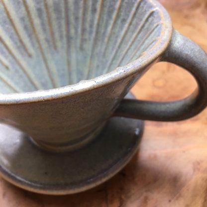 Ceramic + Hemp Coffee Filter