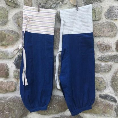 Monpe Thai Pants -Half-