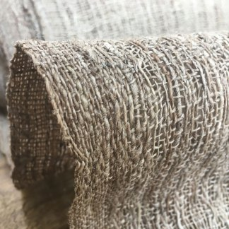 Himalayan Nettle Loose Weave Fabric