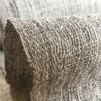 Himalayan Nettle Loose Weave Fabric