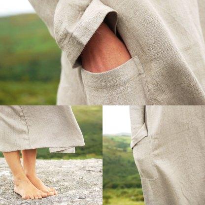 Long Sleeve Baggy Dress