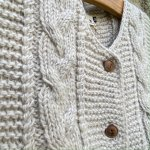 Cable Knit Jerkin