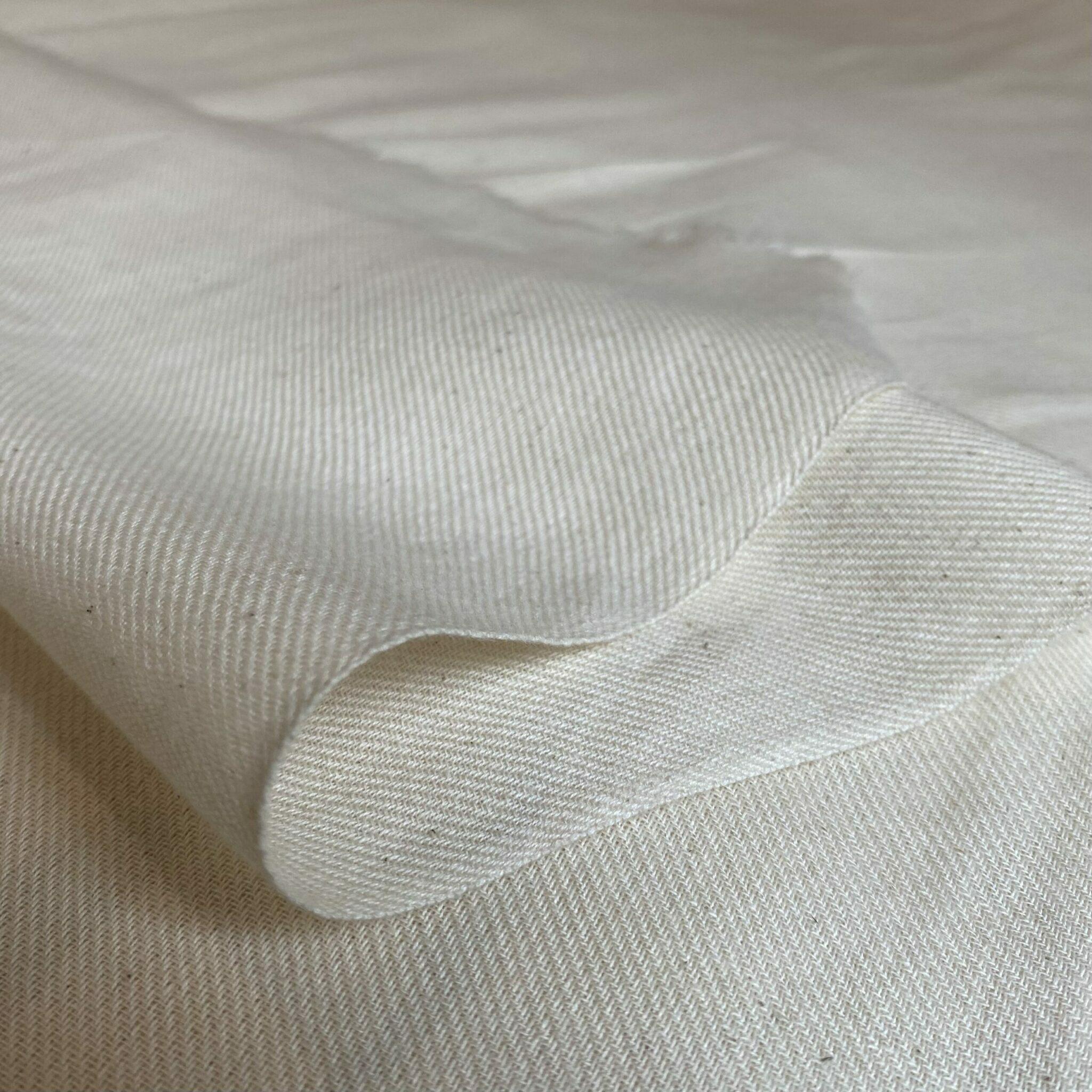 Organic Cotton Twill Fabric