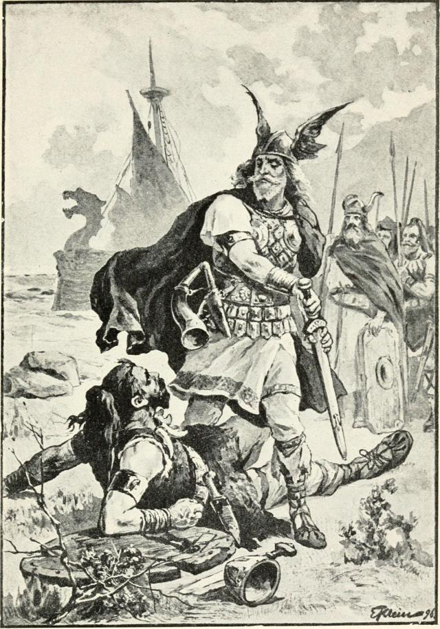 Fithjof, the viking of Norway : and Roland, the paladin of France