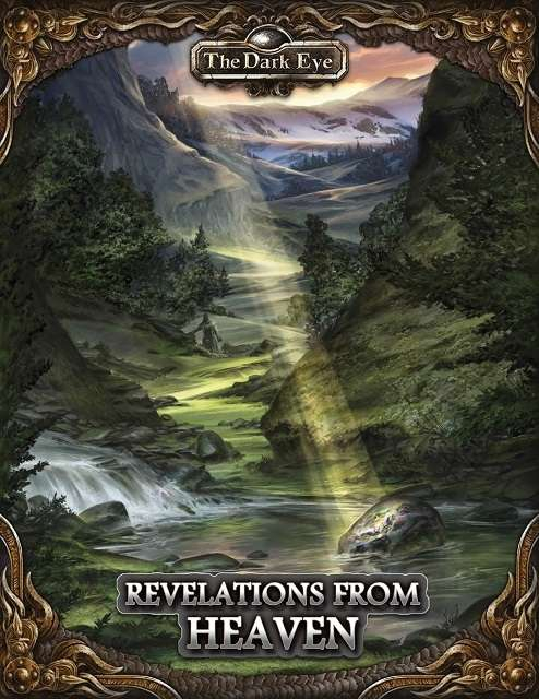 Revelations From Heaven is an LGBT RPG, and part of the awesome Dark Eye RPG.