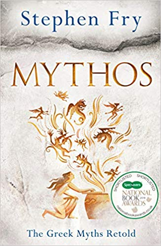 Stephen Fry's Mythos makes an amazing greek mythology themed gift