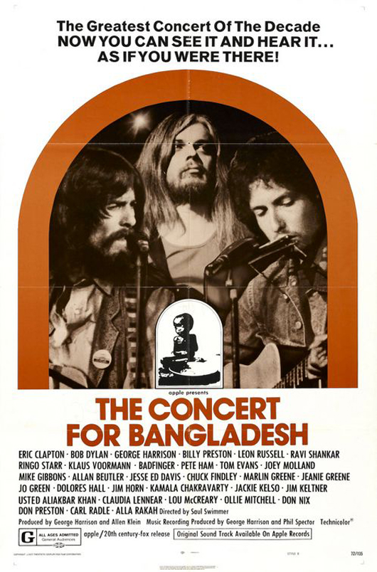 Image result for concert for bangladesh
