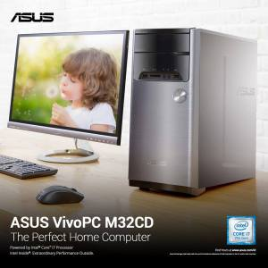 ASUS Desktop VivoPC M32CD