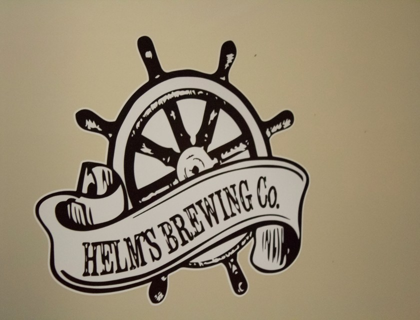 Helm's Brewing Co. Logo