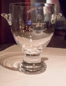 The Prestigious Sore Eye Cup