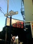It will always be the Albion.