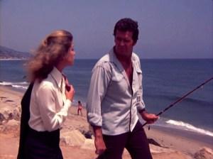 Beth works on Jim.