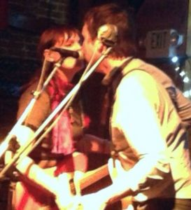 Chuck & Stephi, Mission Express at Starry Plough, 12/31/13.