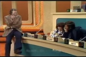 Gene Rayburn. Always the third wheel.