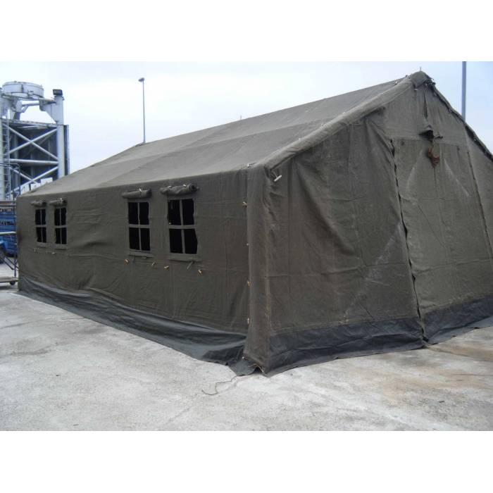 Tente Militaire Hangar De Toile De 45 M SOREM Occasion