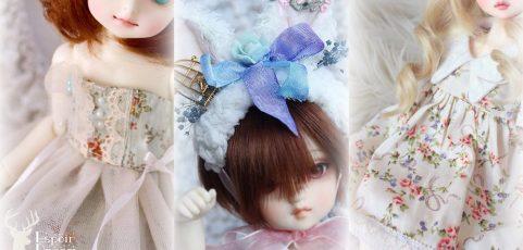 Sponsor Review #1: D'Poupee, Dandelion Dream Doll, and Espoir Dream
