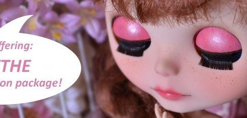 Now Offering: Blythe Customization Package