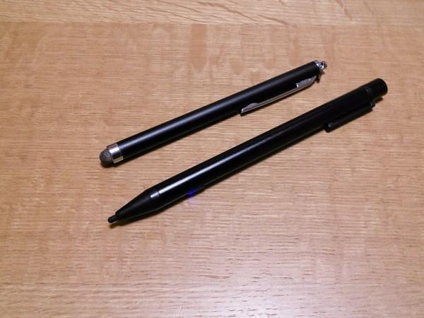 Fochea スマホ・タブレット用スタイラスペン ペン先2mm