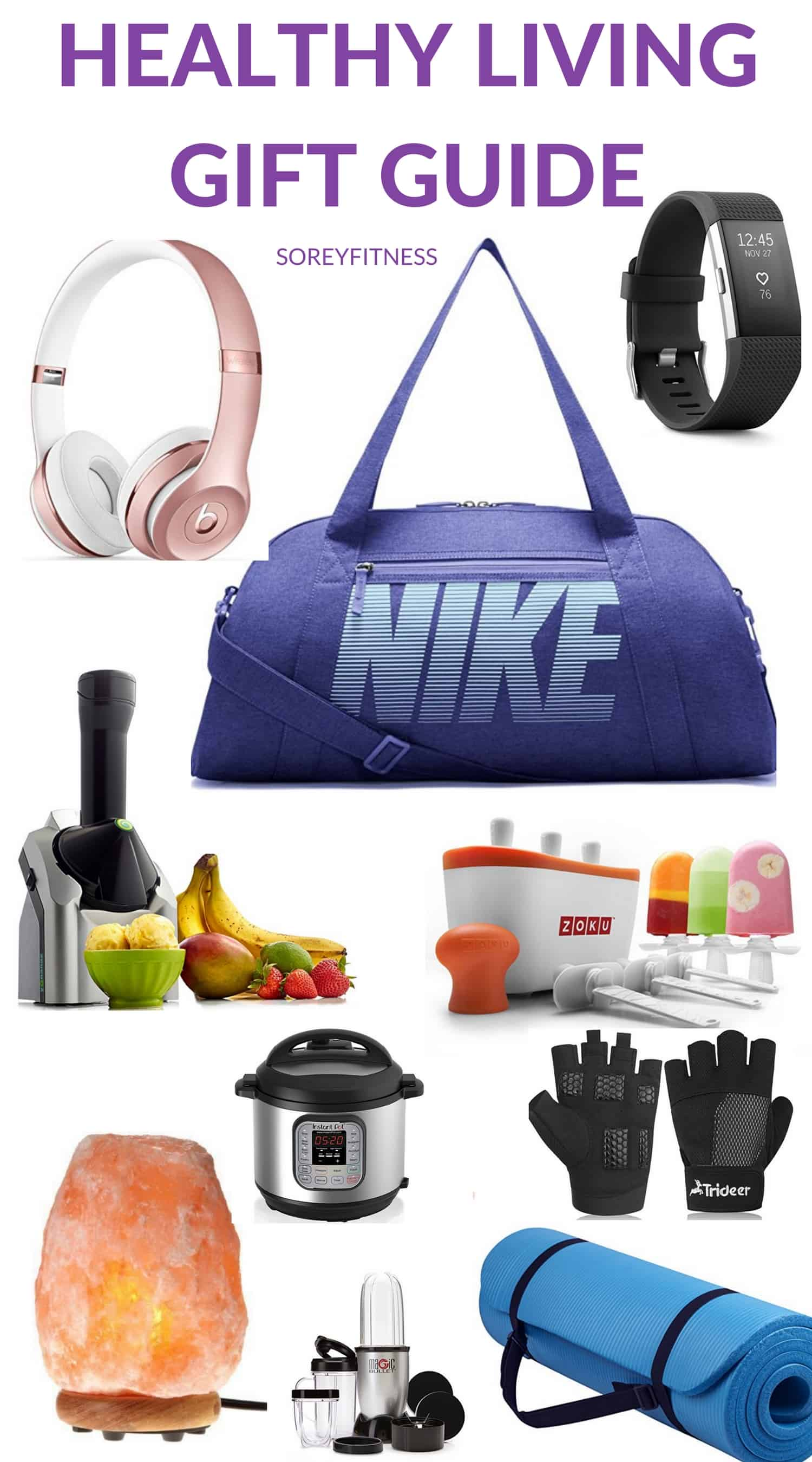 Healthy Gift Ideas For Your Fit Family 2 Day Shipping