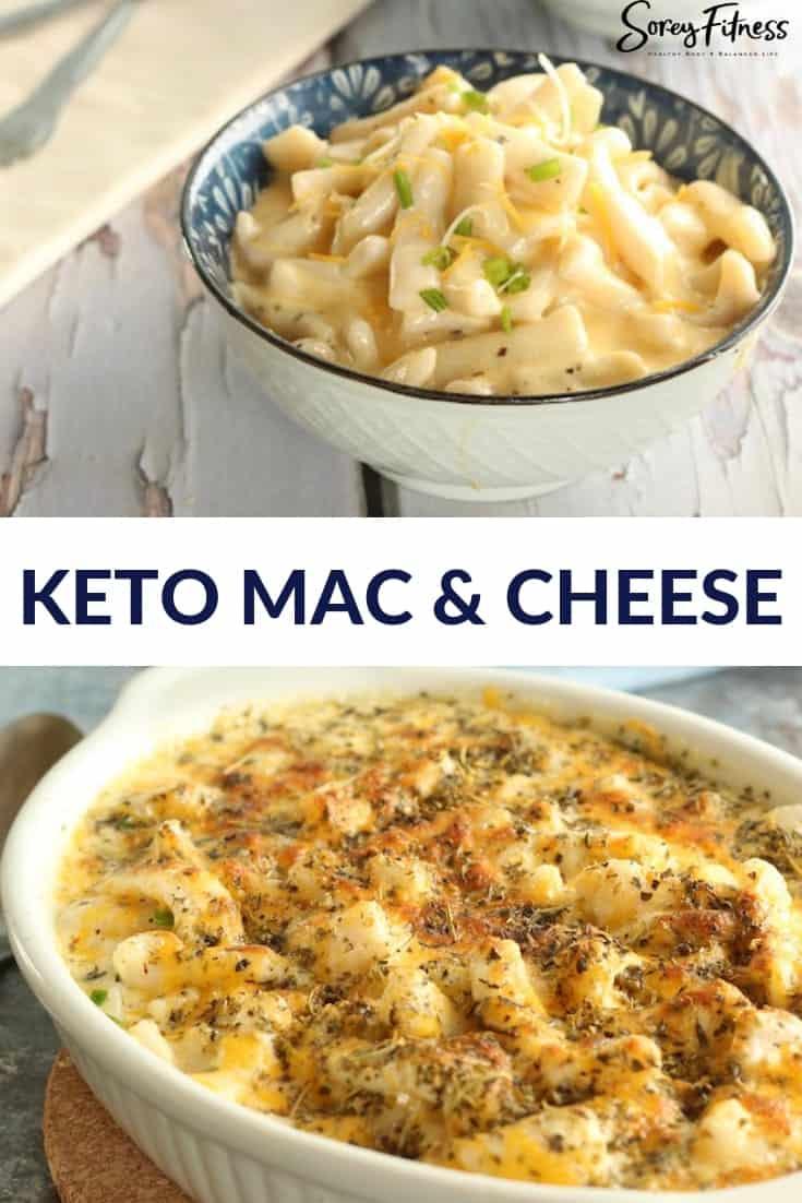 Keto Mac and Cheese No Cauliflower