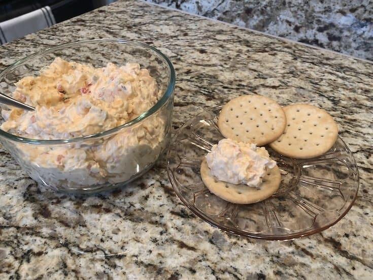 Keto Pimento Cheese Dip Recipe Created