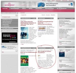 datakontext-frontpage