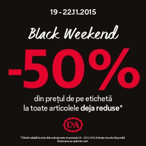 C&A BlackWeekend