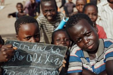 Portraits of Congo - Mole refugee camp