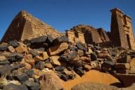 The forgotten pyramids of Sudan