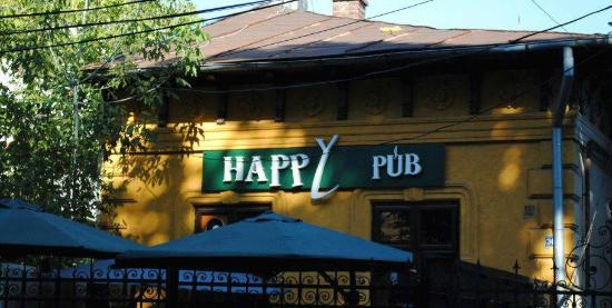 happy pub