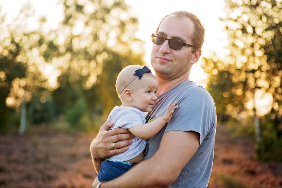 Łęczna sesja rodzinna fotografia dziecięca