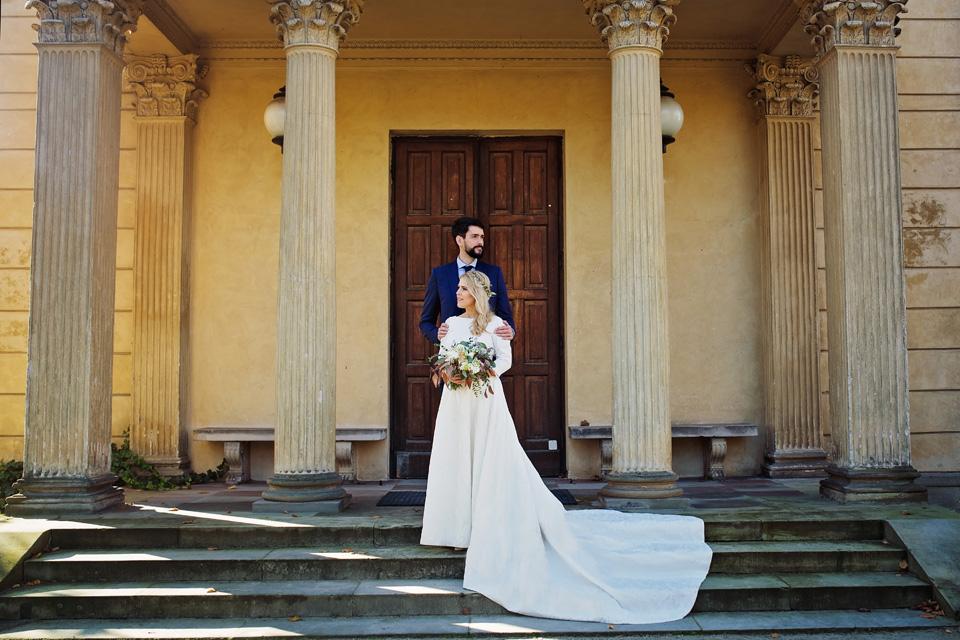 Plener ślubny w Lublinie natura 3
