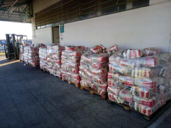 Santo Supermercados doará 1500 cestas básicas para população de Sorocaba