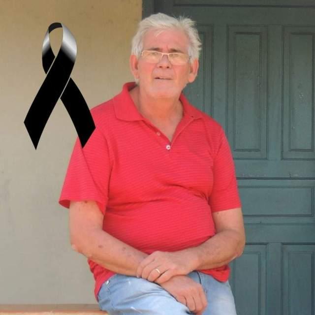 Edson Rachid tinha 63 anos e faleceu após levar um tiro no peito durante tentativa de assalto no Jd. Magnólia em Sorocaba